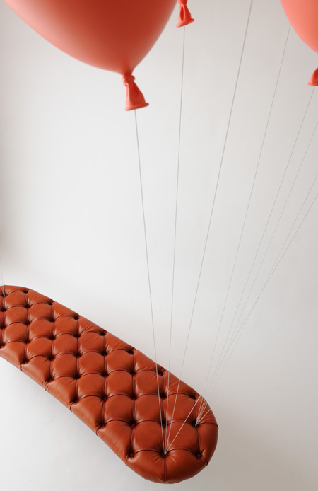 up, up, and away – balloon bench